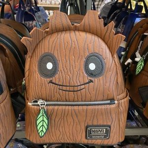 Groot Marvel Loungefly Backpack